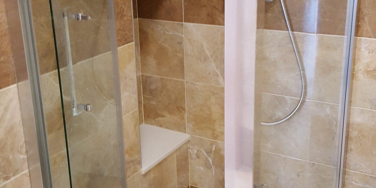 bagno appartamento in affitto