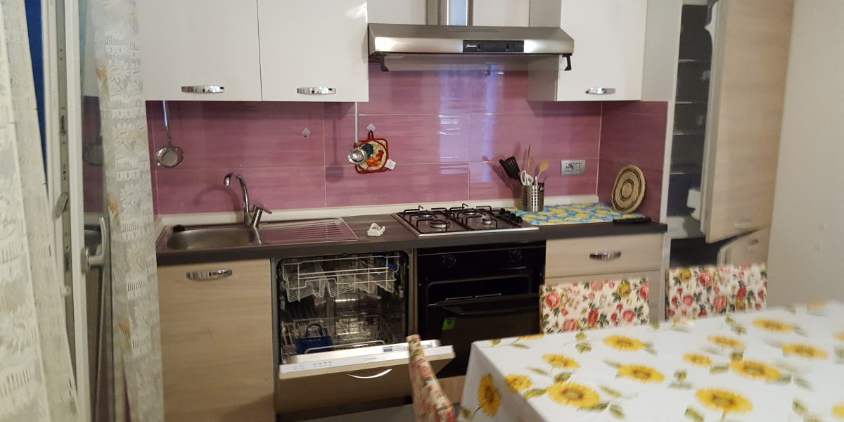 cucina appartamento Marica